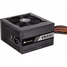 Fonte Corsair VS650 650W, 80 Plus, PFC Ativo CP-9020172-BR