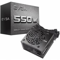 FONTE EVGA 550W, PFC ATIVO, 100-N1-0550-L0