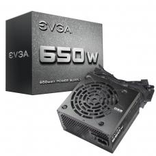 Fonte EVGA 650 N1 650W, PFC Ativo, 100-N1-0650-L1
