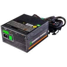 Fonte Gamemax GM650 650W, 80 Plus Bronze, PFC Ativo, Black