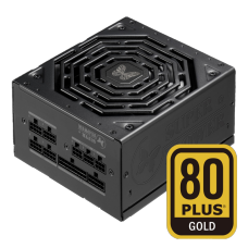 Fonte Super Flower LEADEX III 650W, 80 Plus Gold, PFC Ativo, Full Modular, SF-650F14HG