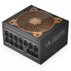 Fonte Super Flower LEADEX V Gold PRO 850W, PFC Ativo, Full Modular, SF-850F14TG V2.0 BK