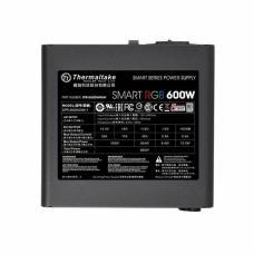 Fonte Thermaltake Smart Series RGB 600W, 80 Plus White, PFC Ativo, PS-SPR-0600NHFAWB-1
