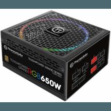 Fonte Thermaltake Toughpower Grand RGB, 650W, 80 Plus Gold, PFC Ativo, Full Modular, PS-TPG-0650FPCGUS-R