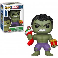 Funko POP! Marvel Hulk com Plush N 33984