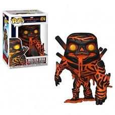Funko POP! Marvel, Molten Man N 39209
