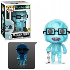 Funko POP! Rick and Morty Dr. Xenon Bloom N 40252