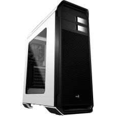 Gabinete Gamer Aerocool Aero 500, Mid Tower, Com 1 Fan, White, S-Fonte