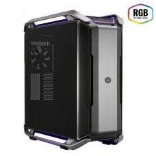 Gabinete Gamer Cooler Master Cosmos C700P RGB, Full Tower, Com 3 Fans, Vidro Temperado, Black, S-Fonte, MCC-C700P-MG5N
