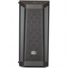 Gabinete Gamer Cooler Master Masterbox MB511, Mid Tower, Com 1 Fan, Black, S-Fonte, MCB-B511D-KANN-S00-Red