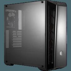 Gabinete Gamer Cooler Master Masterbox MB520, Mid Tower, Com 1 Fan, Black, S-Fonte, MCB-B520-KANN-S01