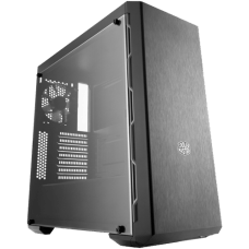 Gabinete Cooler Master MASTERBOX MB600L MCB-B600L-KANN-S00 Cinza S/Fonte