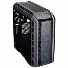 Gabinete Gamer Cooler Master MasterCase H500P RGB, Mid Power, Com 3 Fans, Vidro Temperado, Black, S-Fonte, MCM-H500P-MGNN-S00