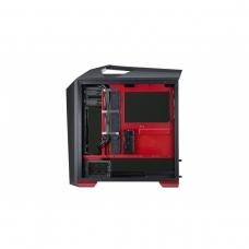 Gabinete Gamer Cooler Master Mastercase Maker 5t, Mid Tower, Com 3 Fans, Vidro Temperado, Black, S-Fonte, MCZ-C5M2T-RW5N
