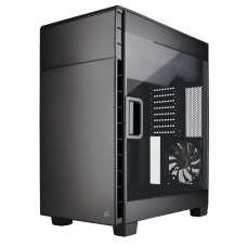 Gabinete Gamer Corsair Carbide Clear 600C Inverse, Full Tower, Com 3 Fans, Lateral em Acrílico, S-Fonte, CC-9011079-WW