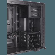 Gabinete Gamer Corsair Carbide 100R Mid Tower S/ Fonte CC-9011075-WW