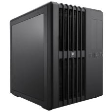 Gabinete Gamer Corsair Carbide Air 540, Mid Tower, Com 3 Fans, Lateral em Acrílico, Black, S-Fonte, CC-9011030-WW