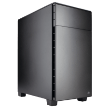 Gabinete Gamer Corsair Carbide Quiet 600Q Inverse, Full Tower, Com 3 Fans, Black, S-Fonte, CC-9011080-WW