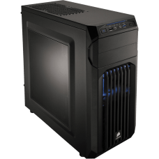 Gabinete Corsair Carbide Series SPEC-01 Azul Mid Tower s/Fonte, C/2 Fans