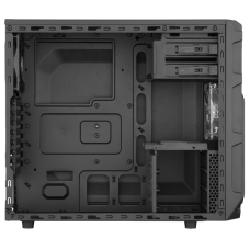 Gabinete Gamer Corsair Carbide SPEC-03, Mid Tower, Com 2 Fans, Lateral em Acrílico, S-Fonte, CC-9011058-WW