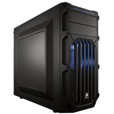 Gabinete Gamer Corsair Carbide SPEC-03, Mid Tower, Com 2 Fans, Lateral em Acrílico, S-Fonte, CC-9011058-WW