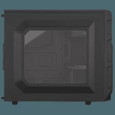 Gabinete Gamer Corsair Carbide SPEC-03, Mid Tower, Com 2 Fans, Lateral em Acrílico, Black, S-Fonte, CC-9011052-WW