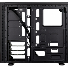 Gabinete Gamer Corsair Carbide SPEC-05, Mid Tower, Com 1 Fan, Lateral de Acrílico, Black, S-Fonte, CC-9011138-WW