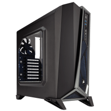 Gabinete Gamer Corsair Carbide Spec Alpha, Mid Tower, Com 3 Fans, Lateral em Acrílico, Black-Grey, S-Fonte, CC-9011084-WW