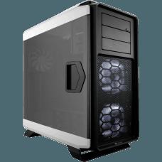 Gabinete Gamer Corsair Graphite 760T, Full Tower, Com 3 Fans, Lateral em Acrílico, Artic White, Sem Fonte, CC-9011074-WW