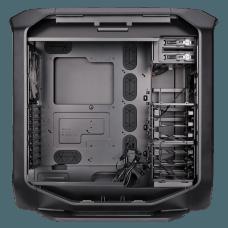 Gabinete Gamer Corsair Graphite 780T, Full Tower, Com 3 Fans, Lateral em Acrílico, Black, S-Fonte, CC-9011063-WW