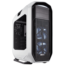 Gabinete Gamer Corsair Graphite 780T, Full Tower, Com 3 Fans, Lateral em Acrílico, White, S-Fonte, CC-9011059-WW
