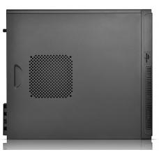 Gabinete Gamer DeepCool Frame, Mid Tower, Black, S-Fonte, DP-MATX-DPFRAME