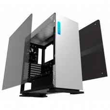 Gabinete Gamer Gamemax Vega M909 RGB, Vidro temperado, Full Tower, Com 1 Fan, White, S-Fonte, GMX-VEGA-W GGM