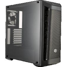 Gabinete Gamer Cooler Master Masterbox MB511, Mid Tower, Black, MCB-B511D-KANN-S01, S/Fonte, C/1 Fan