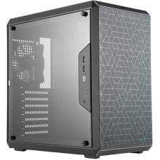 Gabinete Gamer Cooler Master Masterbox Q500L, Mid Tower, Com 1 Fan, Black, S-Fonte, MCB-Q500L-KANN-S00
