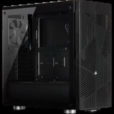 Gabinete Gamer Corsair Carbide 275R Airflow, Mid Tower, Com 3 Fans, Vidro Temperado, Black, Sem Fonte CC-9011181-WW
