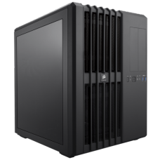 Gabinete Gamer Corsair Carbide Air 540, Mid Tower, Com 3 Fans, Lateral em Acrílico, Black, S-Fonte, CC-9011030-WW - Open Box