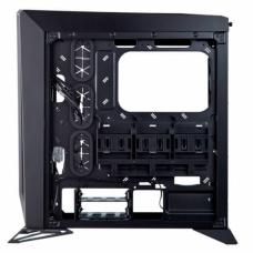 Gabinete Gamer Corsair Carbide Spec-Omega, Mid Tower, Com 2 Fans, Vidro Temperado, Black-Red, S-Fonte, CC-9011120-WW