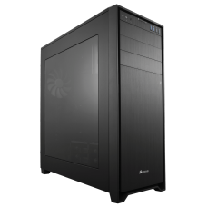 Gabinete Gamer Corsair Obsidian 750D, Full Tower, Com 3 Fan, Black, S-Fonte, CC-9011035-WW