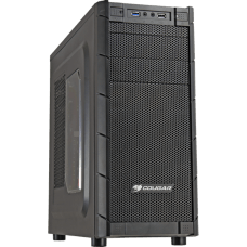 Gabinete Gamer Cougar Archon 385MM50.0001 Mid Tower Preto S/Fonte