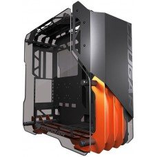 Gabinete Gamer Cougar Blazer, Vidro temperado, Mid Tower, Black, 385LMG0.0001, Sem Fonte, Sem Fan