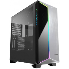 Gabinete Gamer Cougar Darkblander G RGB, Full Tower, Vidro Temperado, Black, Sem Fonte, Com 1 Fan