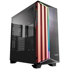 Gabinete Gamer Cougar Darkblander S RGB, Full Tower, Black, Sem Fonte, Com 1 Fan