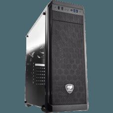 Gabinete Gamer Cougar MX330-G 385NC10.0006 Vidro Temperado Mid Tower Preto S/Fonte