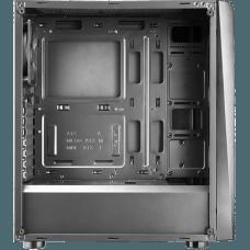 Gabinete Gamer Cougar MX340 385WMW0.0001 Vidro Temperado Mid Tower Preto S/Fonte
