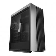 Gabinete Gamer DeepCool, CL500, Mid Tower, Vidro Temperado, Black, Sem Fonte, Com 1 Fan, R-CL500-BKNMA1N-G-1
