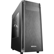 Gabinete Gamer DeepCool D-Shield V2, Mid Tower, Com 1 Fan, Back, S-Fonte, DP-ATX-DSHIELD-V2