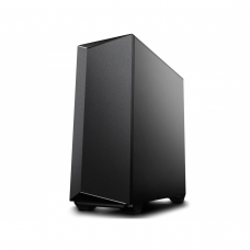 Gabinete Gamer DeepCool Earlkase RGB, Mid Tower, Com 2 Fans, Vidro Temperado, Black, S-Fonte, EARLKASERGB