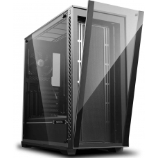 Gabinete Gamer DeepCool Matrexx 70, Mid Tower, Vidro Temperado, Black, S-Fonte, DP-ATX-MATREXX70-BKG0P