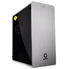 Gabinete Gamer Gamemax Raider XT, Full Tower, Com 3 Fans RGB, Vidro Temperado, Black, S-Fonte